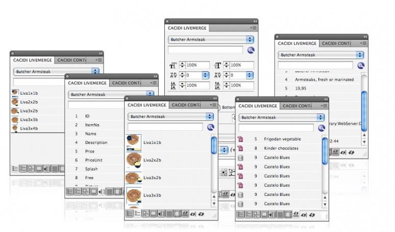 Cacidi LiveMerge CC | Cacidi Systems