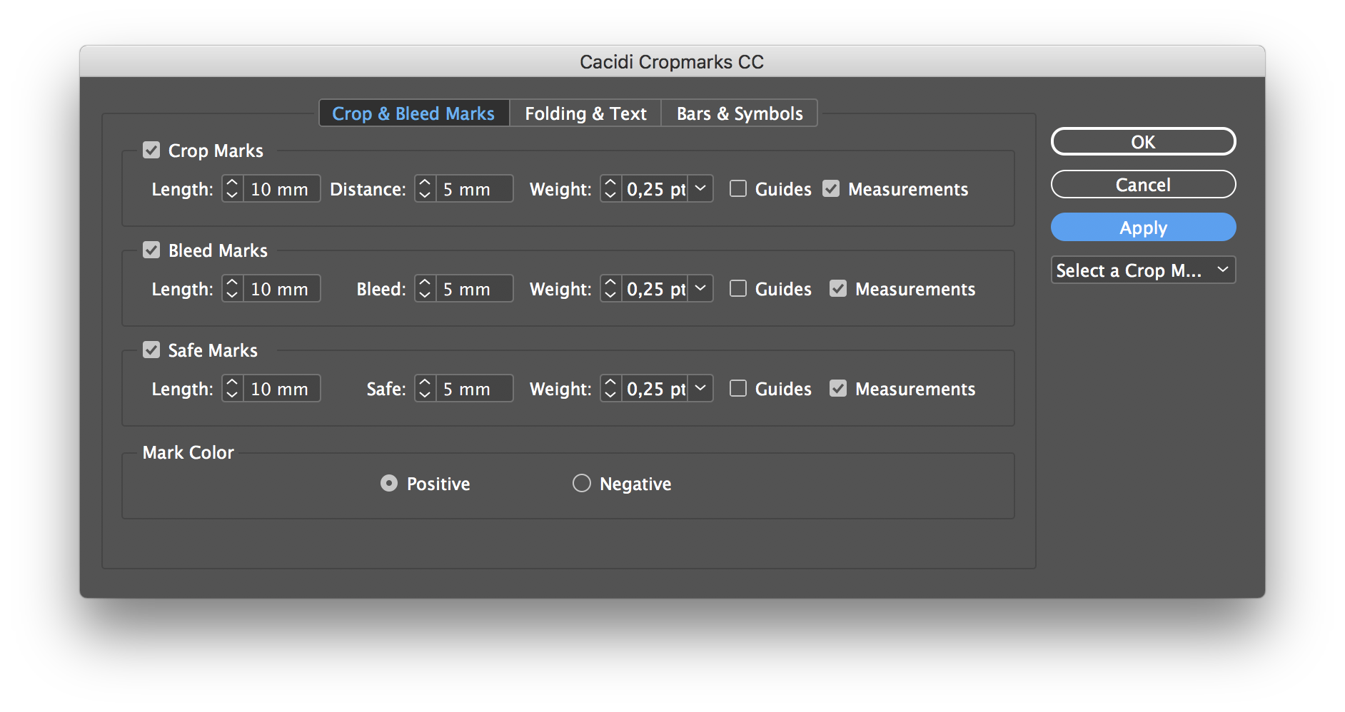 How do you crop an image in indesign